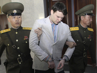 Leger om 22-åring som var i koma i Nord-Korea: – Har alvorlig hjerneskade