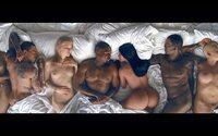 Kanye West provoserer med nakne kjendiser i musikkvideo