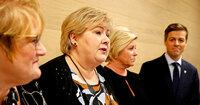 Statsbudsjettet: Venstre vant - Frp tapte