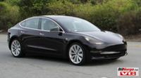Her er Teslas «folkemodell» på veien
