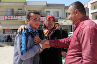 Gassofferet Abed om våpen-påstander: – Det er løgn