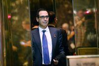 Hollywood-produsent blir Trumps finansminister