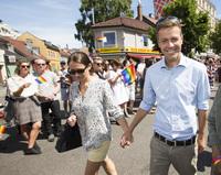 Ny homostrid i KrF: Vil igjen nekte homofile å gifte seg
