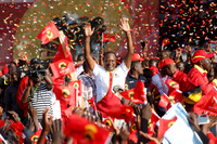Tre dager til valg i Kenya – Valgsjef torturert og drept, opposisjonskontor raidet