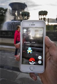 Pokémon-jakten er i gang
