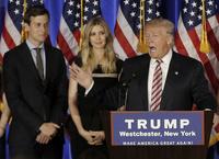 NBC: Trumps svigersønn blir presidentrådgiver