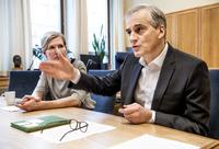 Ap-Jonas refser Erna: Har mislykkes, sviktet og opptrådt uansvarlig