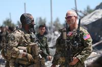 Tyrkiske angrep i Syria og Irak øker konflikt med USA