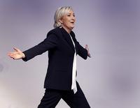 Marine Le Pen til VG: – Vi har vunnet en stor ideologisk seier